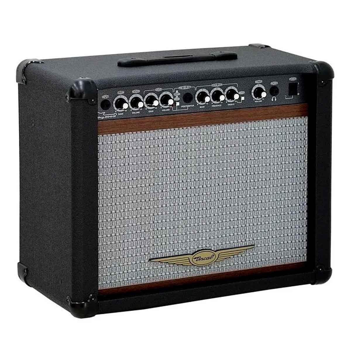 Cubo Amplificador P/ Guitarra Oneal OCG 200CR 60Wrms