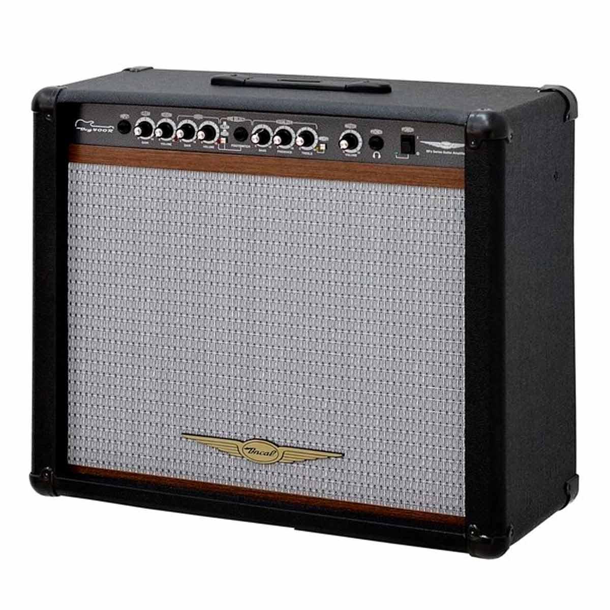 Cubo Amplificador P/ Guitarra Oneal OCG 400R CR 90Wrms