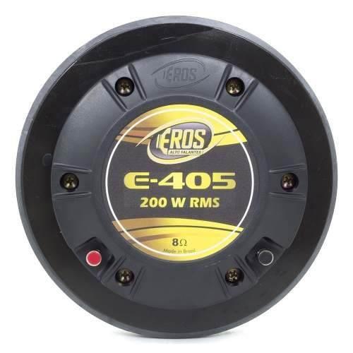 Driver Eros E-405 8 Ohms 200w Rms