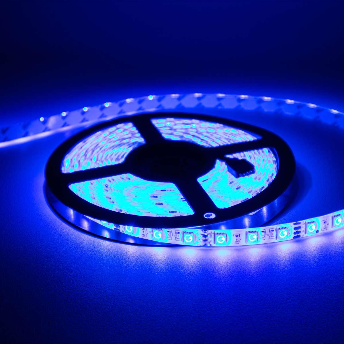 Fita de Led RGB 5050 Rolo 5m