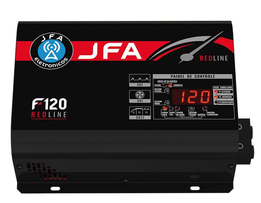 Fonte Automotiva Carregadora JFA F120 Redline