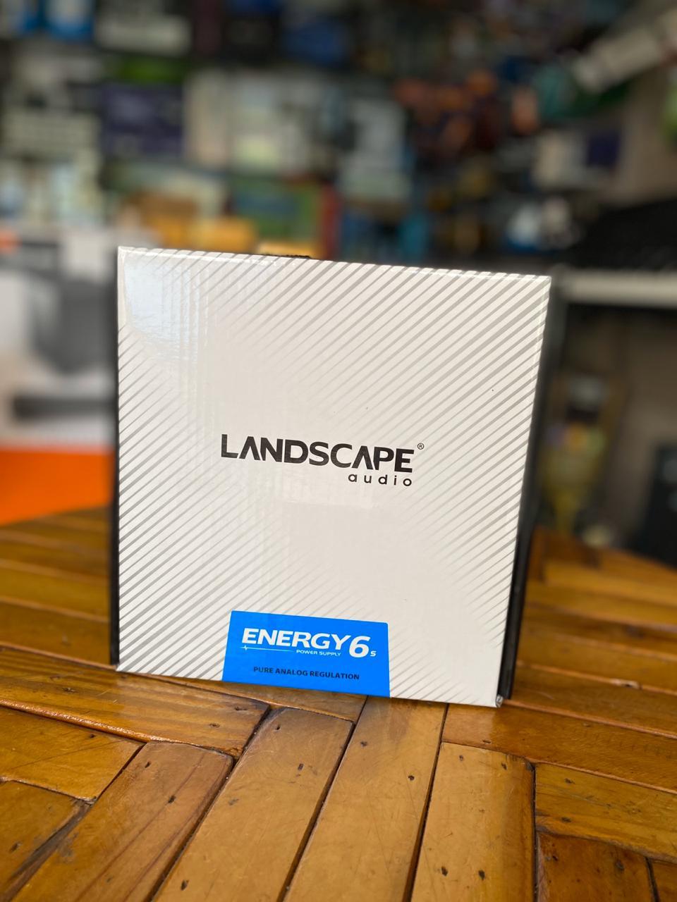 Fonte Landscape Energy 6s para 10 Pedais com Patchbay e Centro Negativo 9Vdc 1500mA
