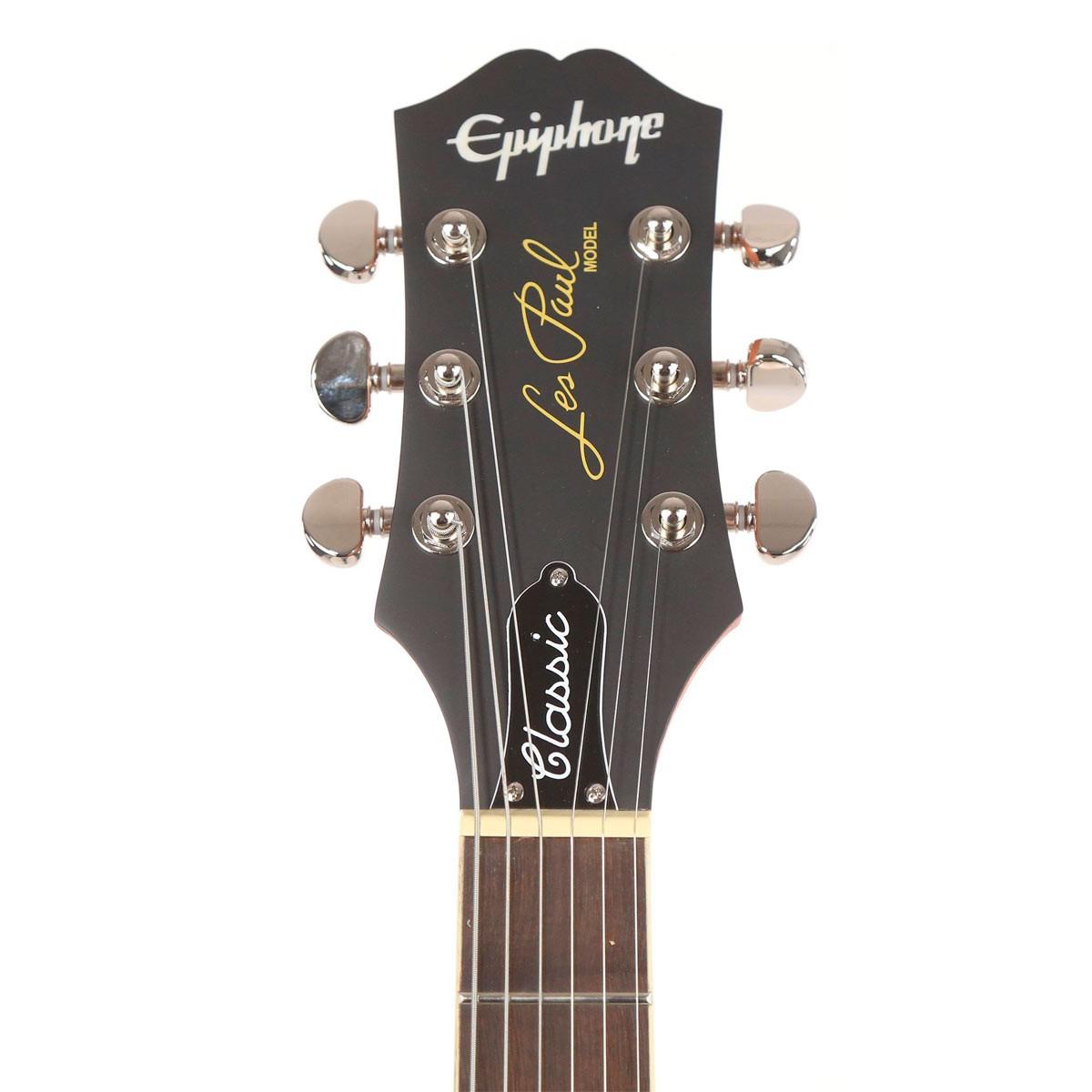 Guitarra Elétrica Epiphone Les Paul Classic Worn Metallic Gold