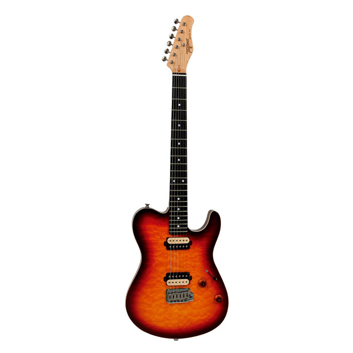 Guitarra Elétrica Tagima Grace 700 Cacau Santos Signature