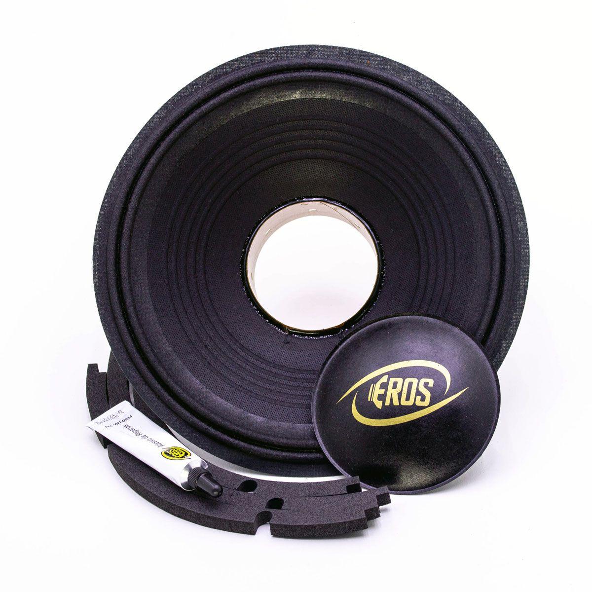 """Kit Reparo para Alto Falante Eros 10"""" E-310 LC 8R"""