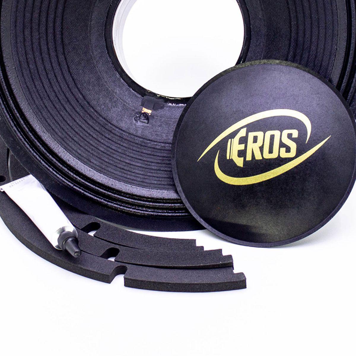 """Kit Reparo para Alto Falante Eros 12"""" E-2012 GDS 4R 8R"""