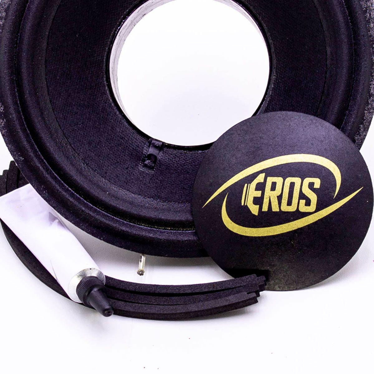 """Kit Reparo para Alto Falante Eros 8"""" E-420 HQ 8R"""