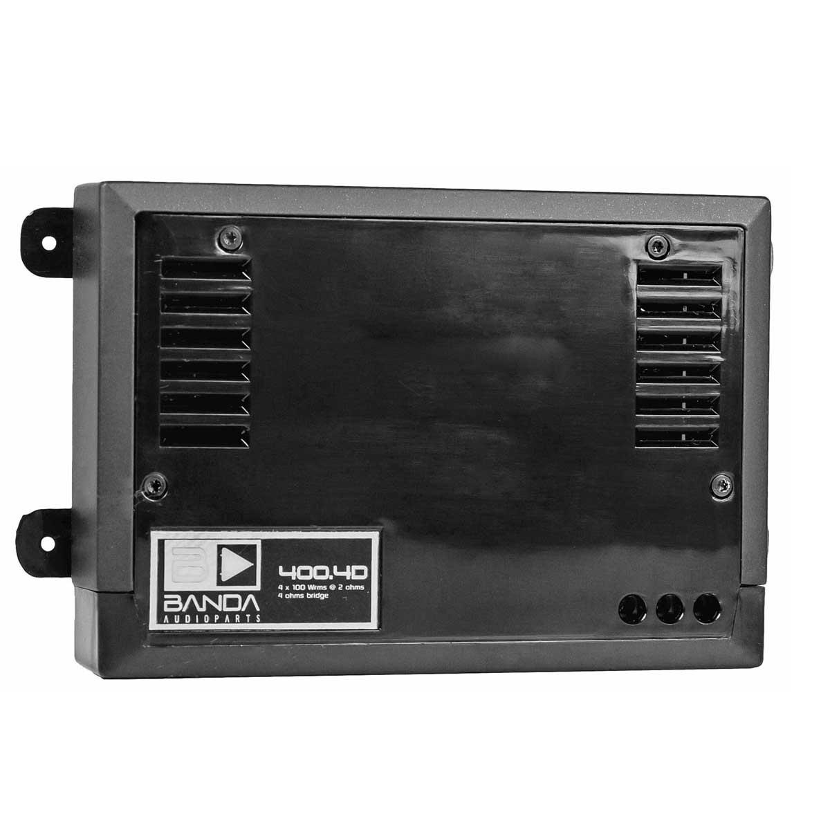 Módulo Amplificador Digital Banda BD 400.4