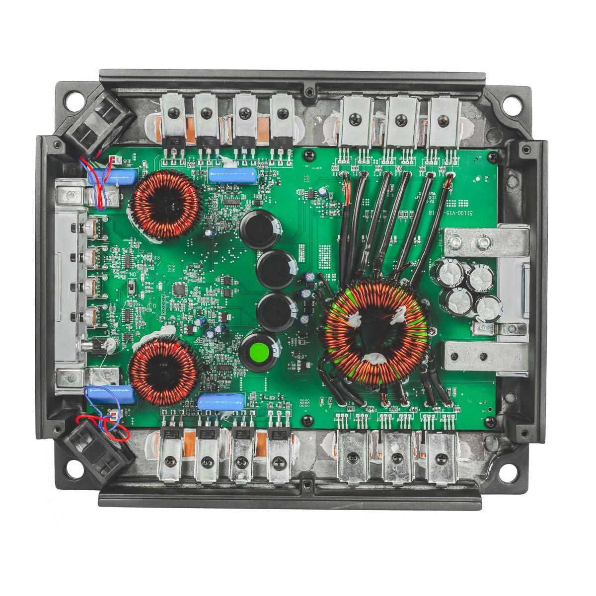Módulo Amplificador Digital Banda Viking 5001