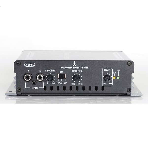 Módulo Amplificador Digital Power System A250d 2 Canal 2ohms