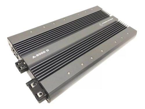 Módulo Amplificador Digital Power Systems A8000 D 1 Canal