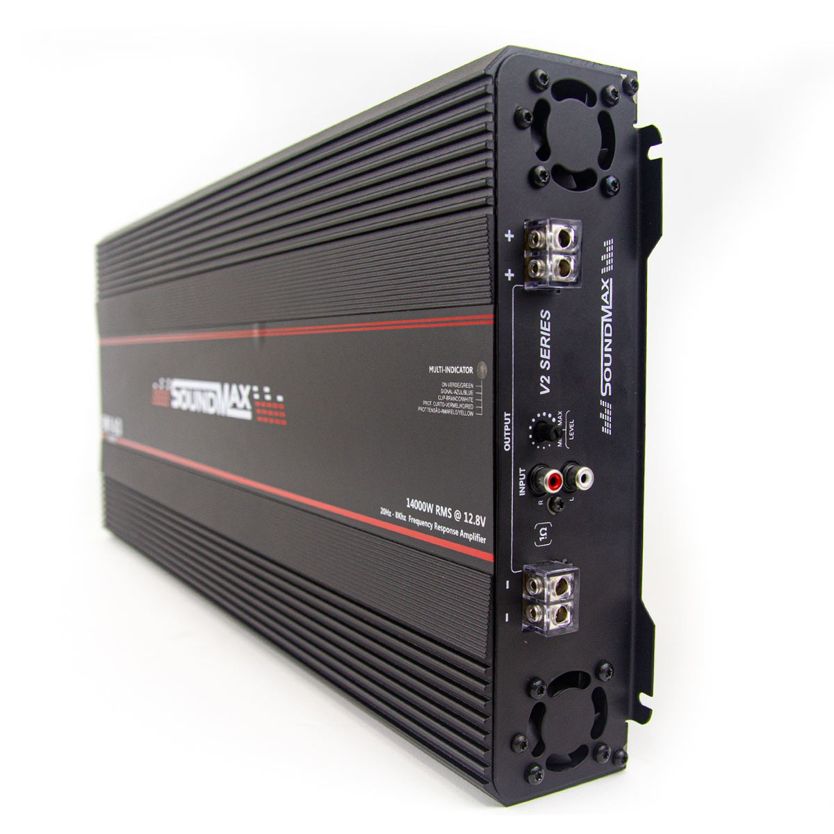 Módulo Amplificador SoundMax V2 SM14.0 12V