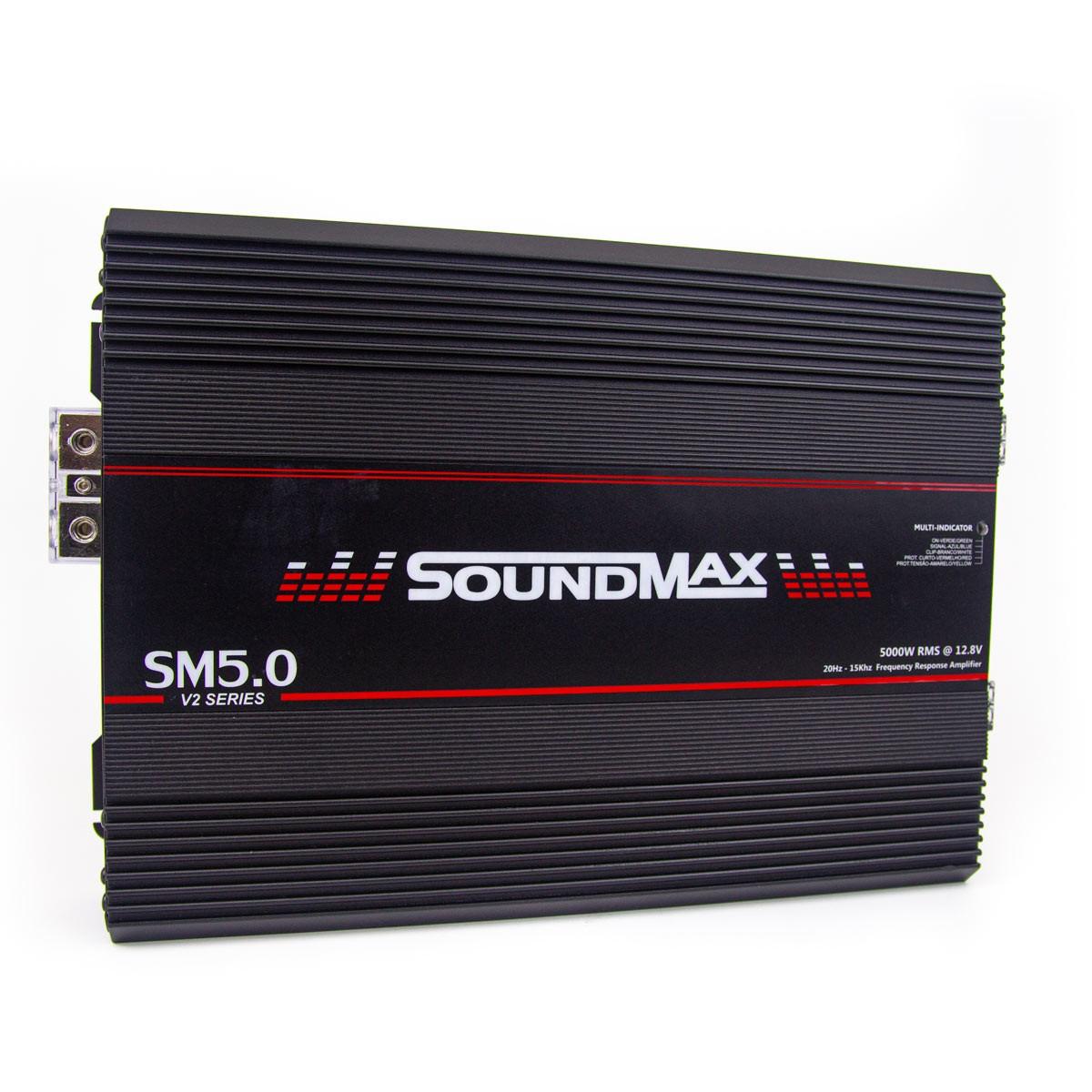 Módulo Amplificador SoundMax V2 SM5.0 12V