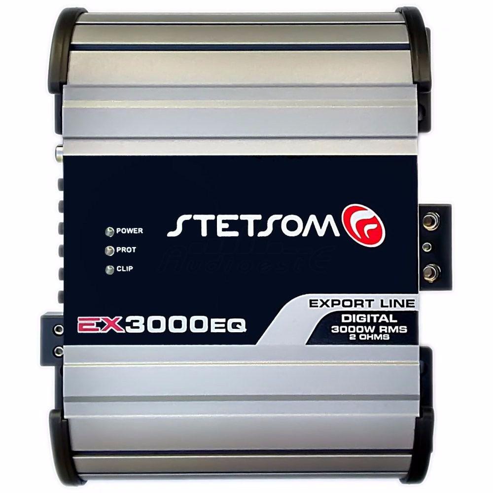Modulo Amplificador Stetsom EX3000 EQ 1R