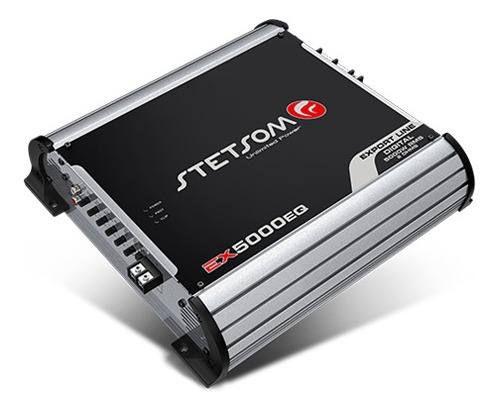 Modulo Amplificador Stetsom Ex 5000 Eq 2 Ohms
