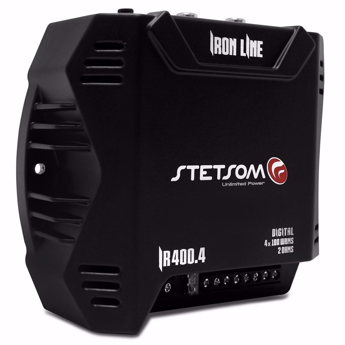 Modulo Amplificador Stetsom IR 400.4