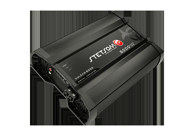Modulo Amplificador Stetsom Vulcan 5000 1R 2R
