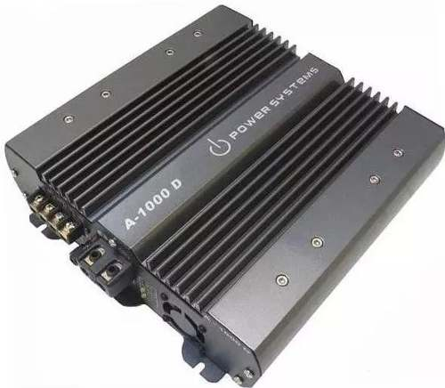 Modulo Power Systems A-1000.2d 1000w Rms