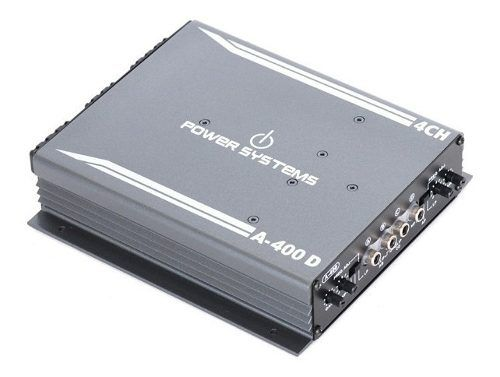 Modulo Power Systems A 400 4d 400w Rms