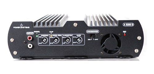 Modulo Power Systems A 9200 1d 9200w Rms