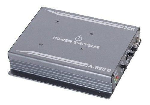 Modulo Power Systems A 950 2d 900w Rms