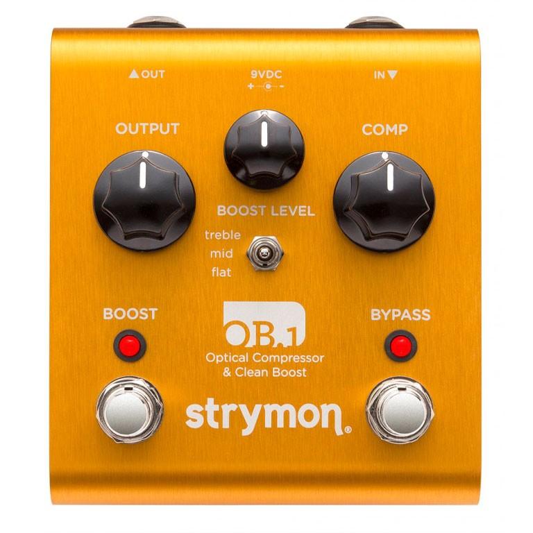 Pedal Compressor & Boost OB1 Strymon
