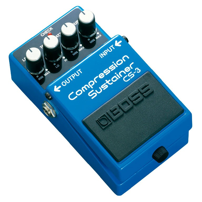 Pedal CS-3 Compression Sustainer Boss