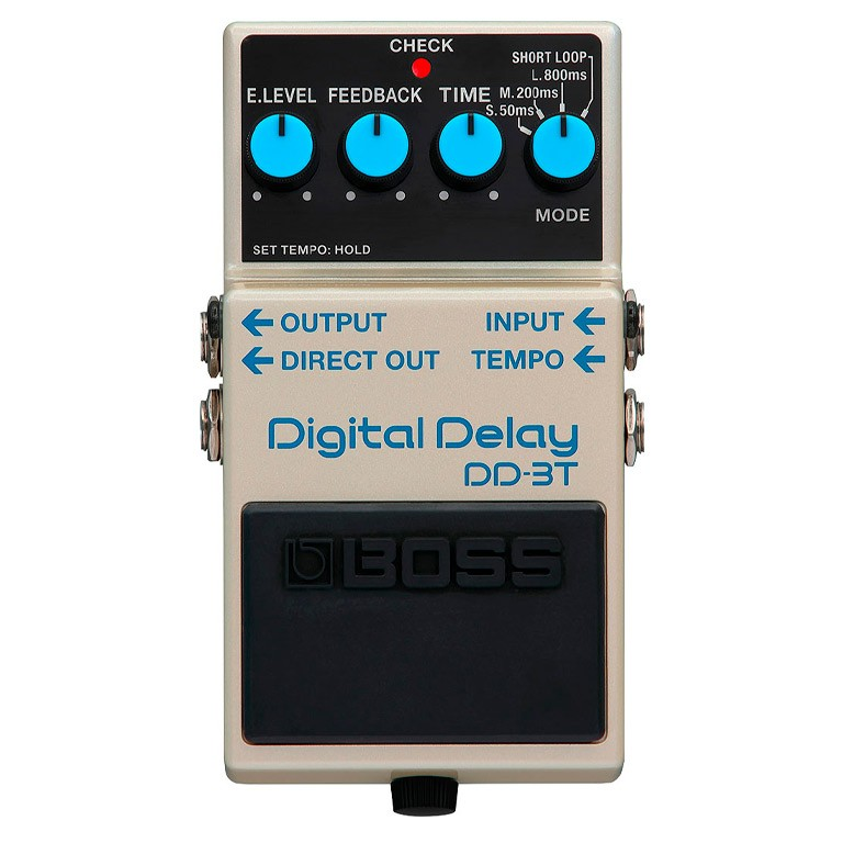 Pedal DD-3T Digital Delay Boss