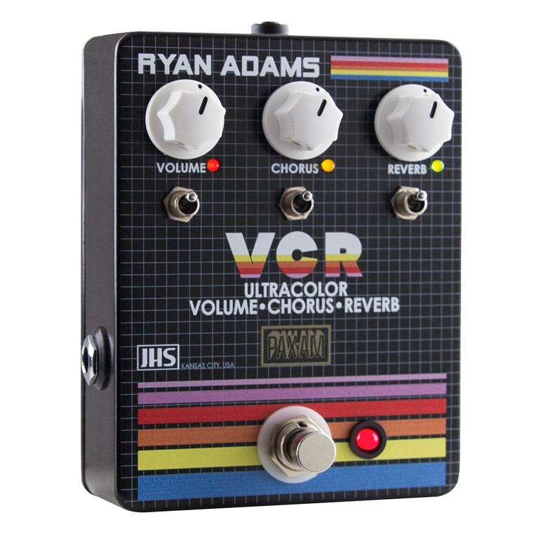 Pedal Volume, Chorus & Reverb JHS The VCR
