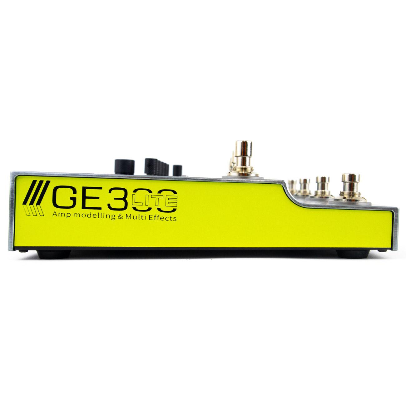 Pedaleira Mooer GE-300 LITE para Guitarra