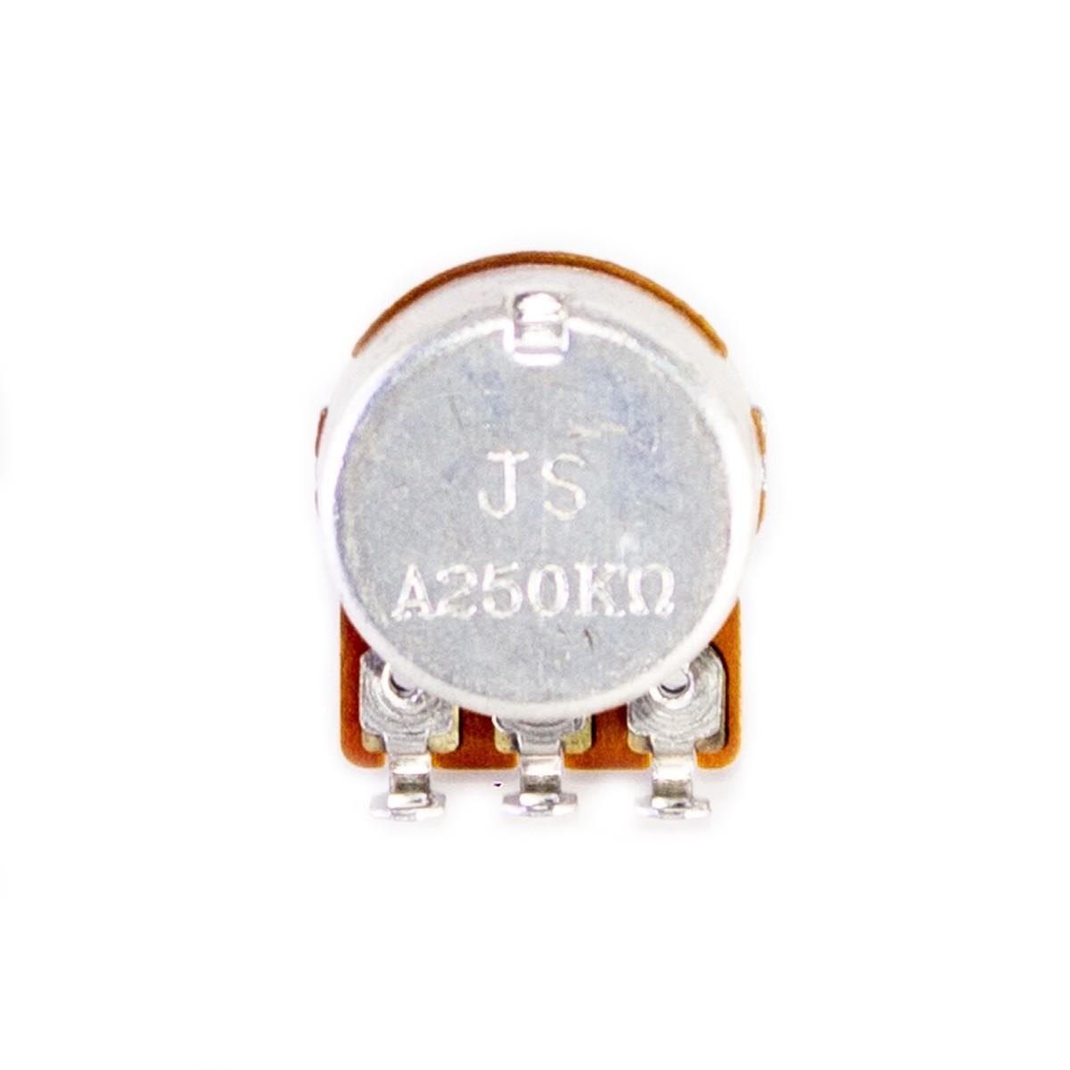 Potenciômetro Spirit A250k Base Pequena Eixo Longo