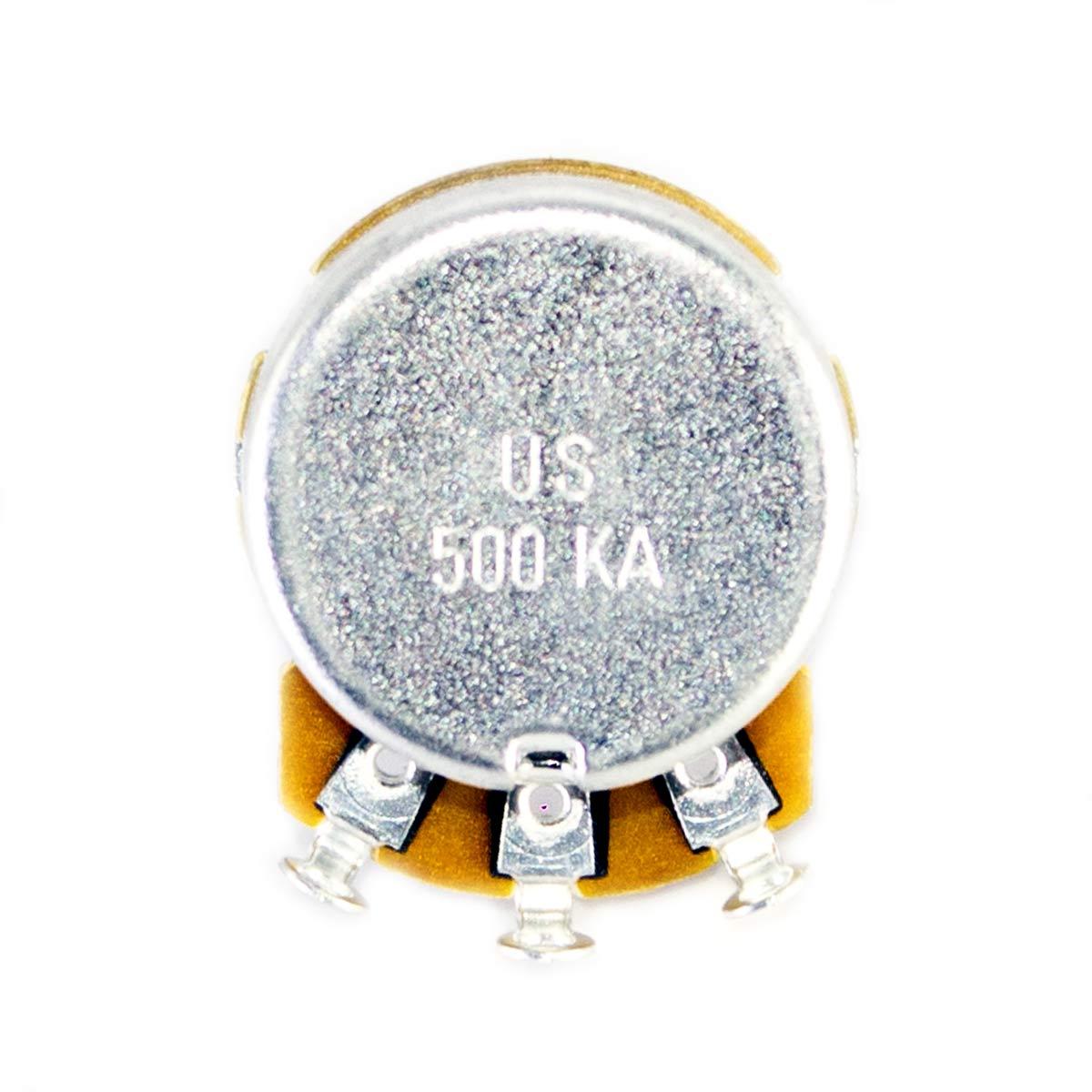Potenciômetro Spirit A500k Base Grande Eixo Longo