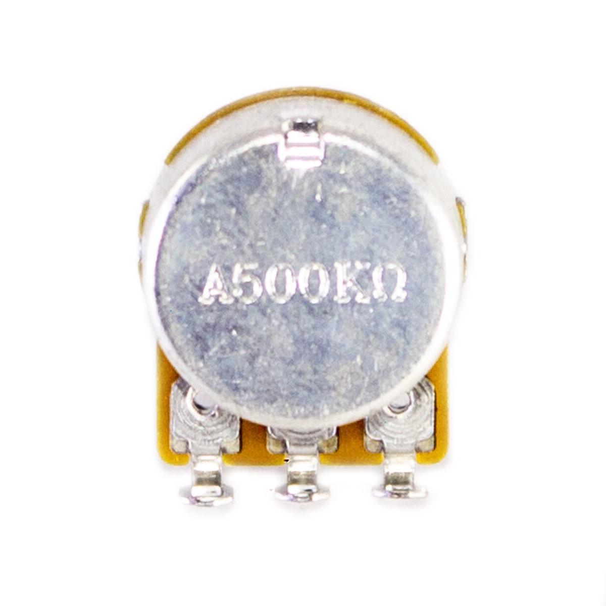 Potenciômetro Spirit A500K Base Pequena Eixo Longo