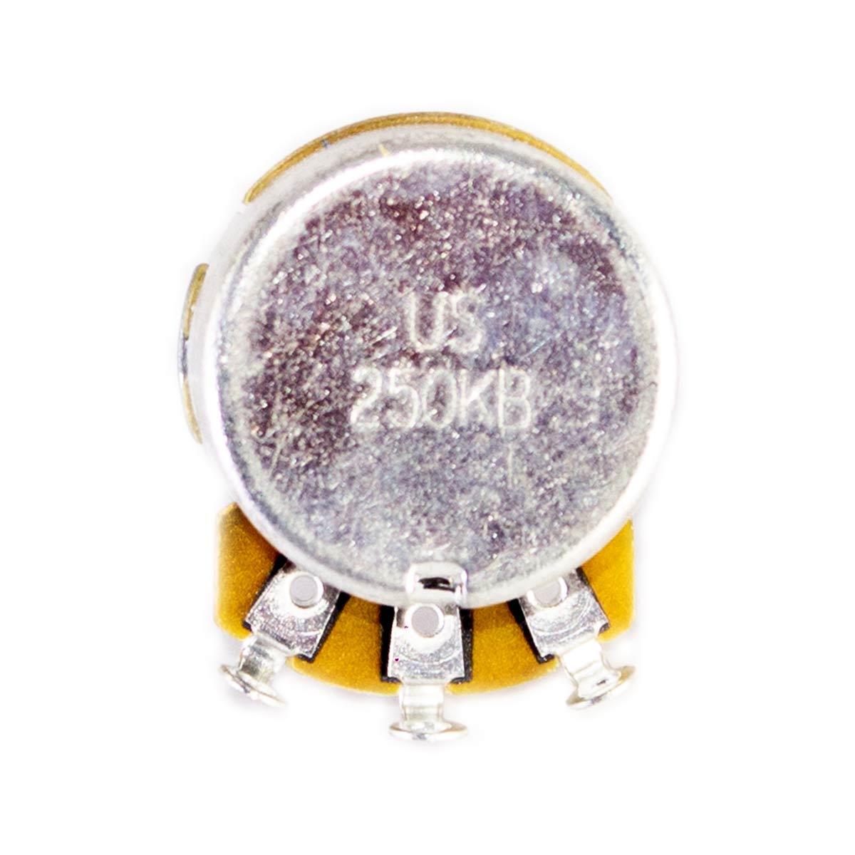 Potenciômetro Spirit B250k Base Grande Eixo Longo