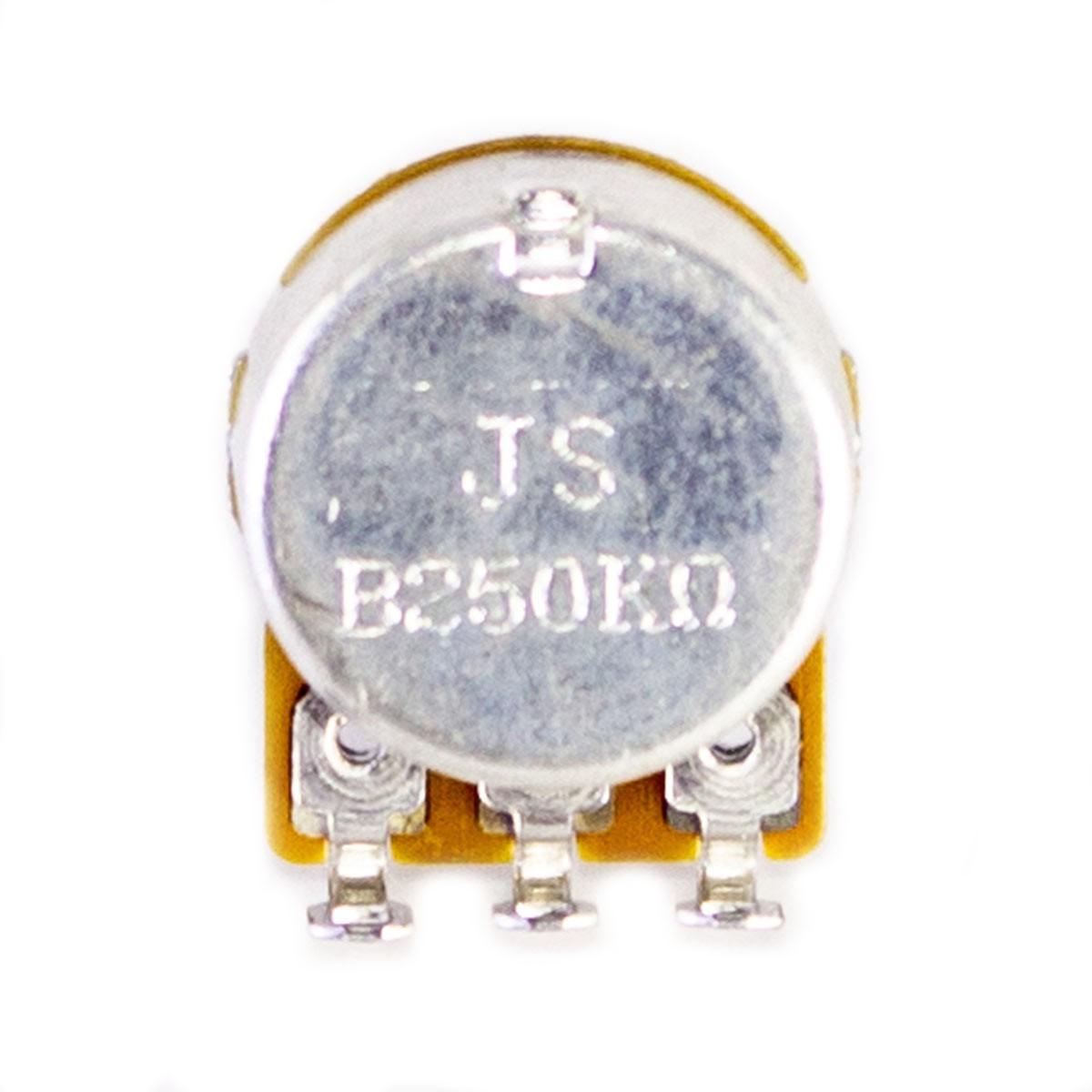 Potenciômetro Spirit B250k Base Pequena Eixo Longo
