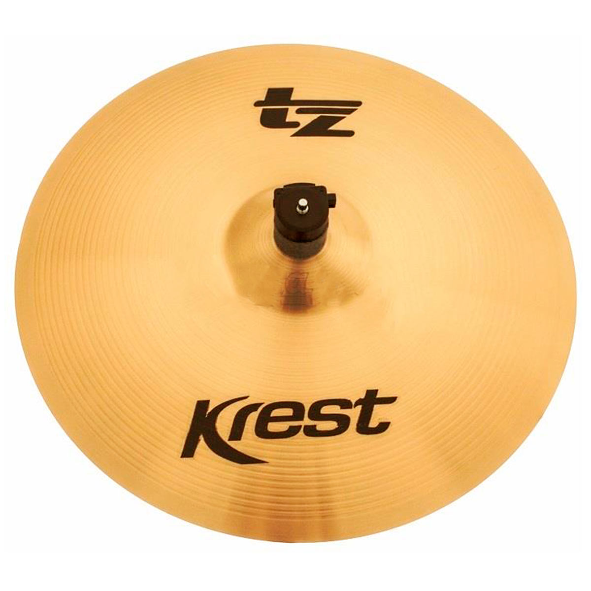 Prato Crash TZ Series 16' Krest Cymbals (Ataque)