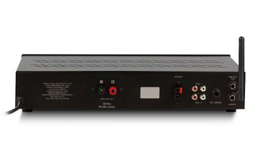 Receiver Amplificador Para Som Ambiente Frahm Slim 4000 App