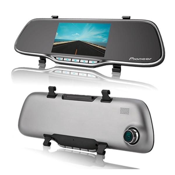 Retrovisor Com Câmera Pioneer VREC-200CH Dashcam