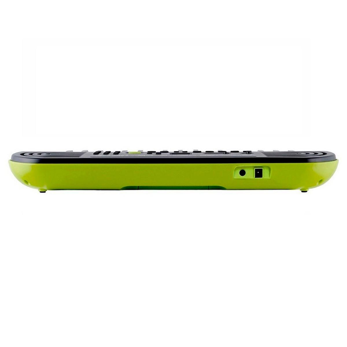 Teclado Infantil Casio SA-46 Verde