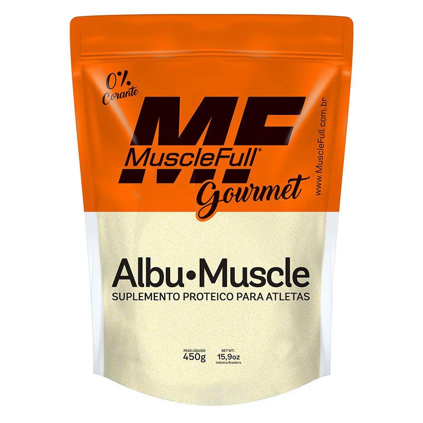Albu Muscle 450g - MuscleFull