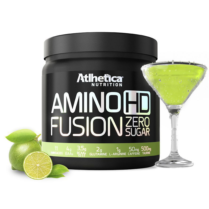 Amino HD Fusion 450g- Atlhetica Nutrition