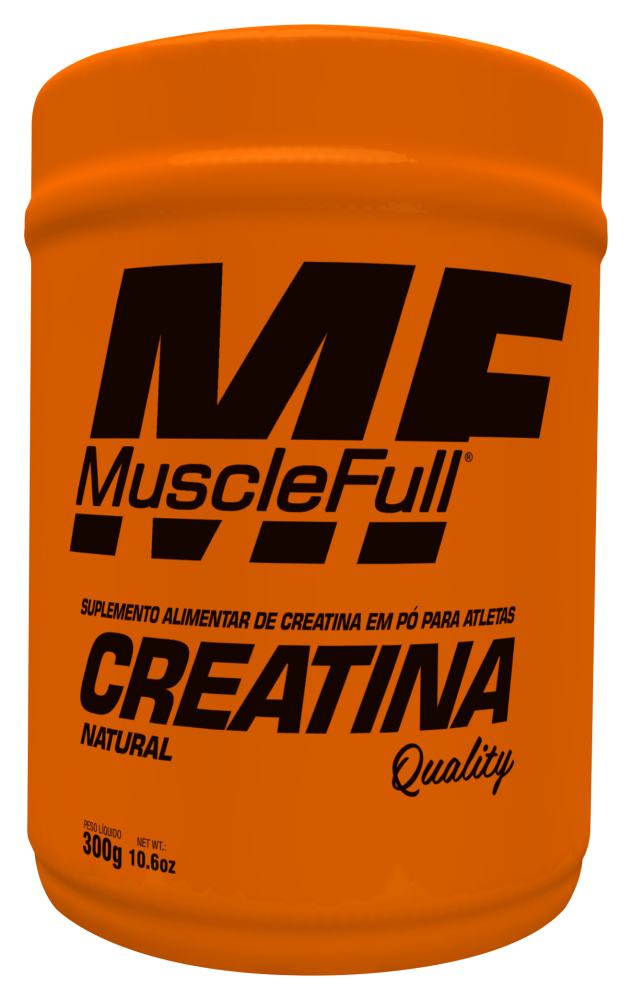 Creatina Quality 300g - Muscle Full