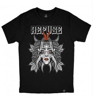 Camiseta Demon Woman