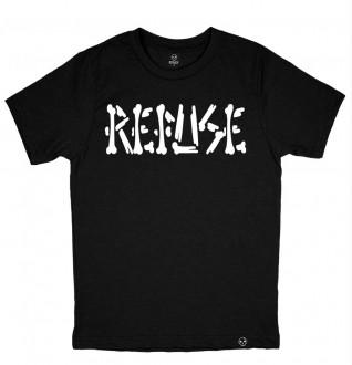 Camiseta Refuse 02 - Bones
