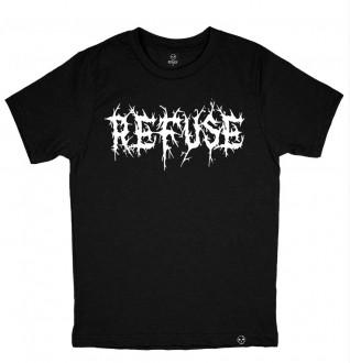 Camiseta Refuse 03 - Dark