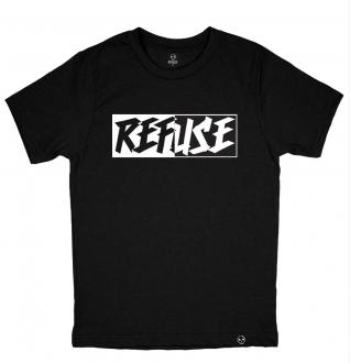 Camiseta Refuse BW