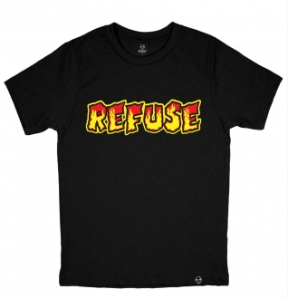 Camiseta Refuse Fire