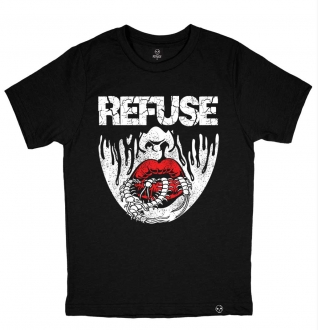 Camiseta Rotten Mouth