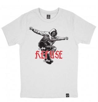 Camiseta Skate Marginal