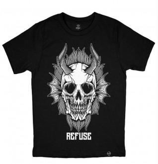 Camiseta Skull Devil